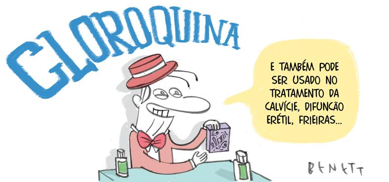 """Benett on Twitter: """"Charge de hoje na @folha… """""""