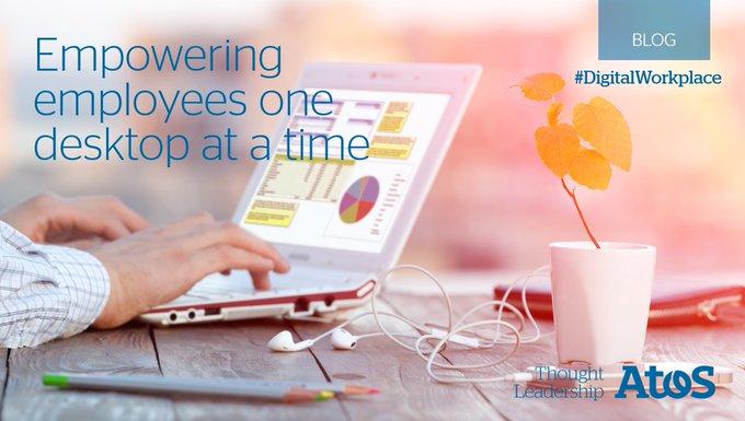 Bei der Einführung des #DigitalWorkplace stehen Mitarbeiter und #EmployeeExperience im Fokus. W...