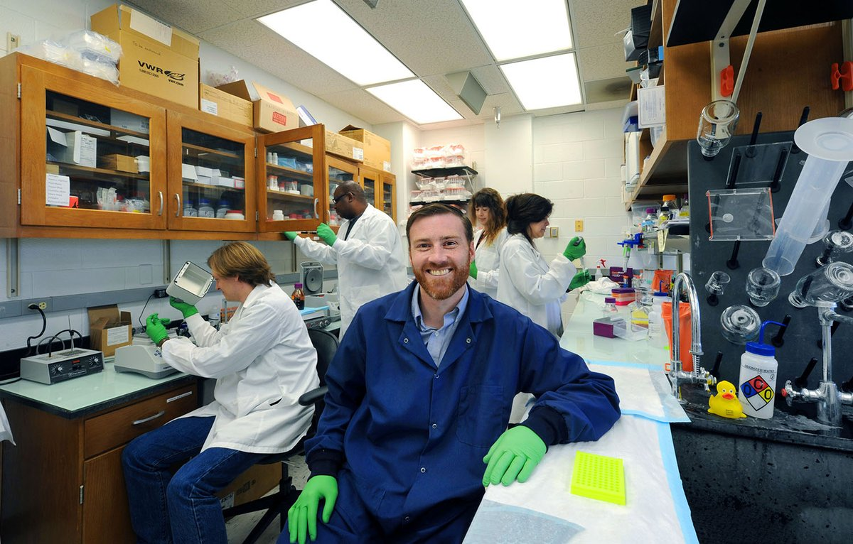 Excellent feature on BME Assist Prof @Diekman_Lab on the mechanics of mobility, a research that may lead to less pain and more mobility for people living with #osteoarthritis RT @unccollege