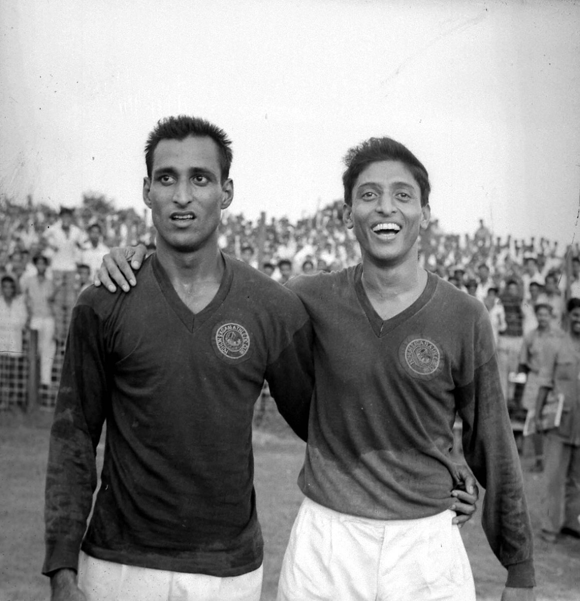 "AFC on Twitter: ""CHUNI GOSWAMI, the Indian football stalwart is ..."