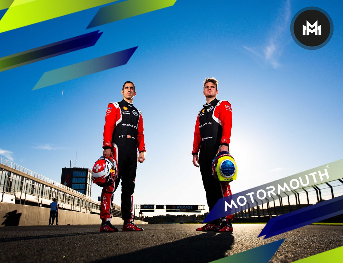 Fortunate to have not 1, but 2 @Nissanedams  @FIAFormulaE drivers on the #podcast -  @Sebastien_buemi out 17 Apr & @oliverrowland1 out 24 Apr 🎙️🏁 Search The MotorMouth Podcast or hit:   📸credit: @Spacesuit_Media #formula1 #photo #interview #picoftheday