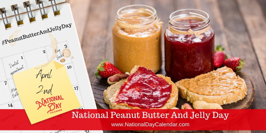 I find it rather amusing that there was a time when someone saw necessary to publish a recipe for a PB&J sandwich. But they did. #PeanutButterAndJellyDay https://soo.nr/Fc4r pic.twitter.com/VpYMqhtChH
