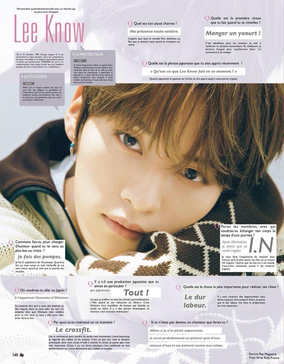 "Magazine Apprendre La Photo stray kids france on twitter: ""[?] 02/04/2020 - magazine"