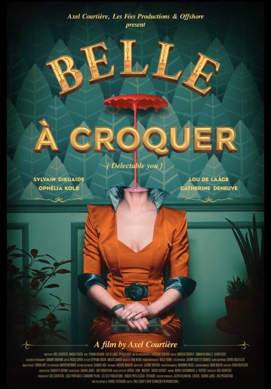 Axel Courtière監督の『Belle à croquer』を観た。カニバリストの歯科医が同じアパートに住む女性に恋をして、彼女の家で夕食を共にすることに…でも彼女はベジタリアン、歯科医は野菜恐怖症だった…というあらすじ。カトリーヌ・ドヌーヴの使い方がすごい。え!こんなんに出てくれんの!?みたいな。