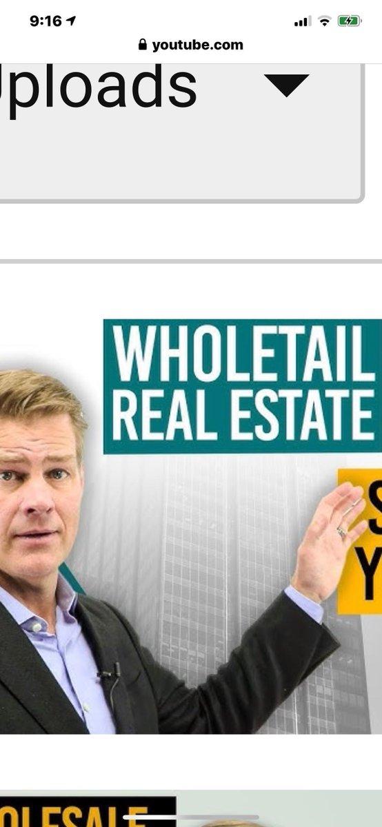 Wholesaling, Taxes & Asset Protection (Best Structure Set-up!) https://buff.ly/2u4FlE0 #realestateinvesting #realestateinvestors #assetprotection #wholesalepic.twitter.com/0NP92b8d9x