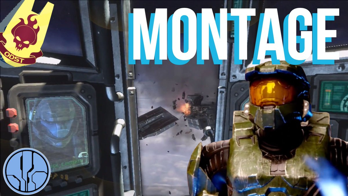 I montaged the footage of Halo 3 ODST, Halo 2 anniversary with some trailer footage. Enjoy all!  https://www.youtube.com/watch?v=xWoFBU0hsZY …  @toa_freak @Halo @TheHaloCouncil @HiddenXperiapic.twitter.com/Io6XLvIN45
