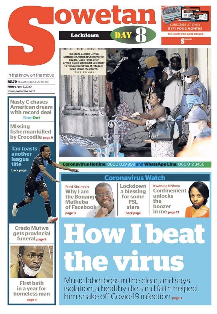 sowetan newspaper south africa