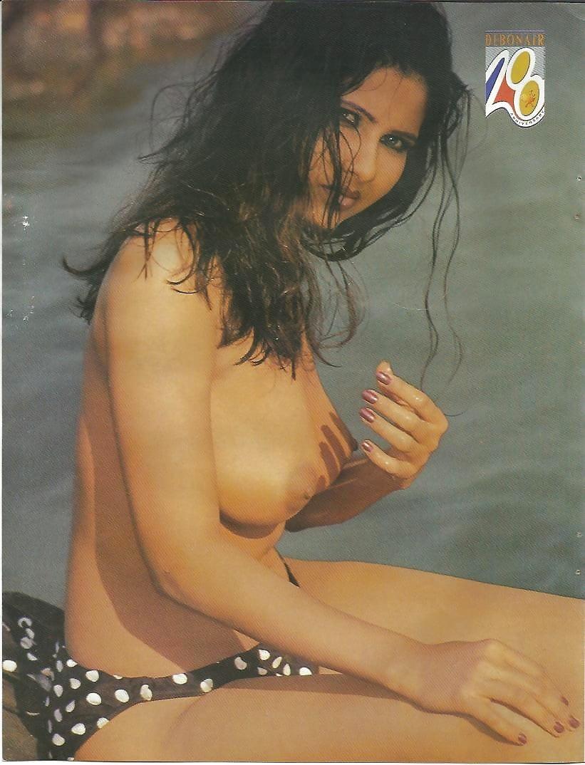 Pictures Of Indian Debonair Magazine Girls