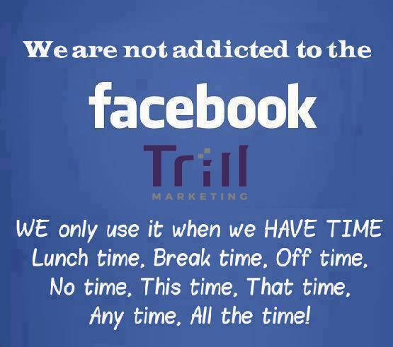 I'm not addicted to Facebook, honestly....  #funnyquotes #funny #happyquotes #happy #marketing #digitalmarketingpic.twitter.com/euM5ojoHzr