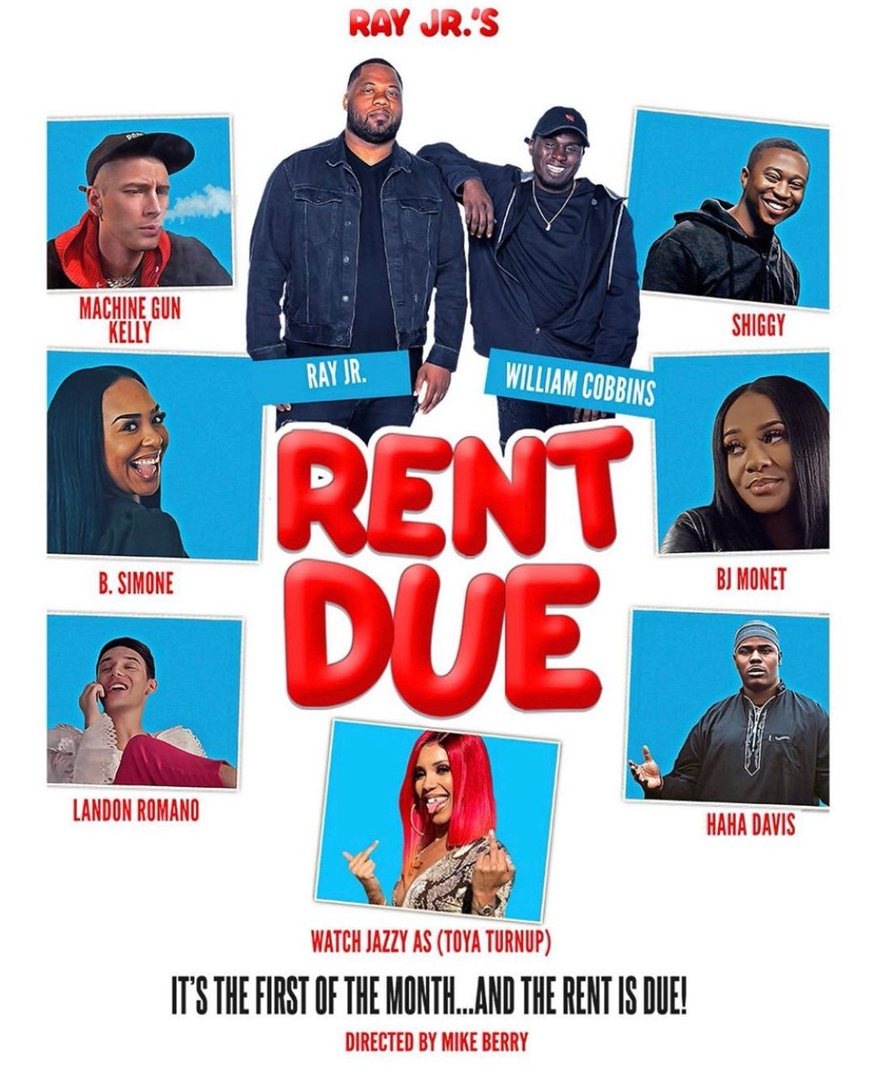 """""""Rent Due"""" out now on starz"""