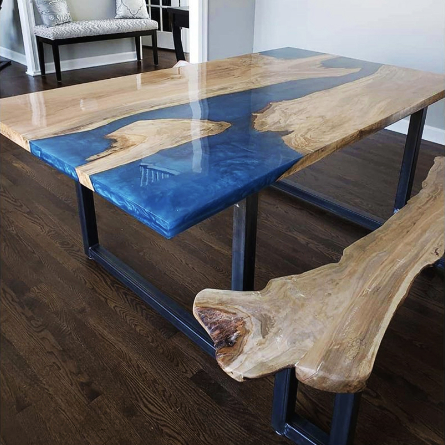Check out our new blog post and learn everything you need to know about making your very own epoxy resin table!  READ NOW: https://bit.ly/3bMwRBQ #blog #epoxy #resin #diy #table #rivertable #epoxyresin #epoxytable #diyproject #blogpost #furniturepic.twitter.com/j9IV5Tz4Td