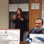 Image for the Tweet beginning: De Luca attacca Rai 1,