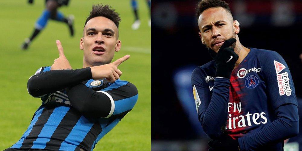 "Barça Universal on Twitter: ""📰 — Neymar and Lautaro both want to ..."