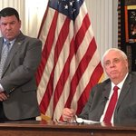 Image for the Tweet beginning: Billionaire Governor Jim Justice has