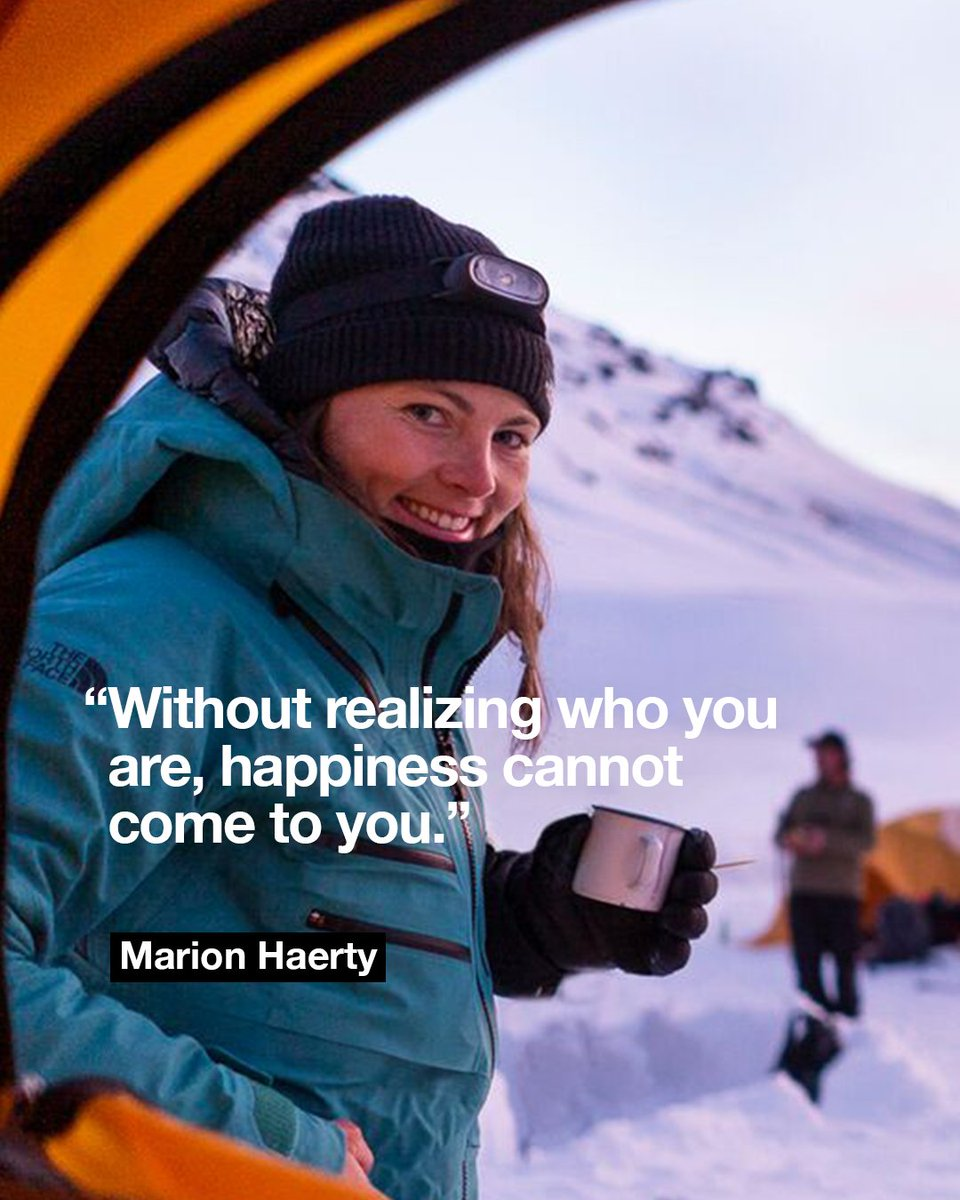 Isolation is part of the adventure, and TNF athletes are no strangers to going solo. World champion snowboarder Marion Haerty embarked on a solo expedition to Aiguille de l'Amône, France and found happiness in spending time alone getting to know who she is. #NeverStopExploring