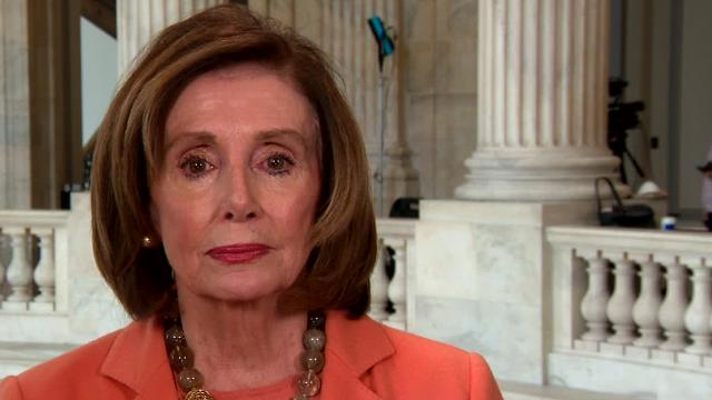 House Speaker Nancy Pelosi announces a bipartisan panel to exercise oversight of the federal coronavirus response. It will have the authority to issue subpoenas.  https://cnn.it/2UBosez