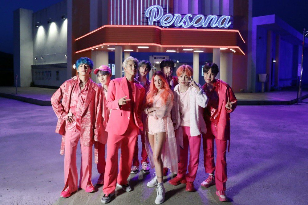 Boy with Luv - BTS ft. Halsey
