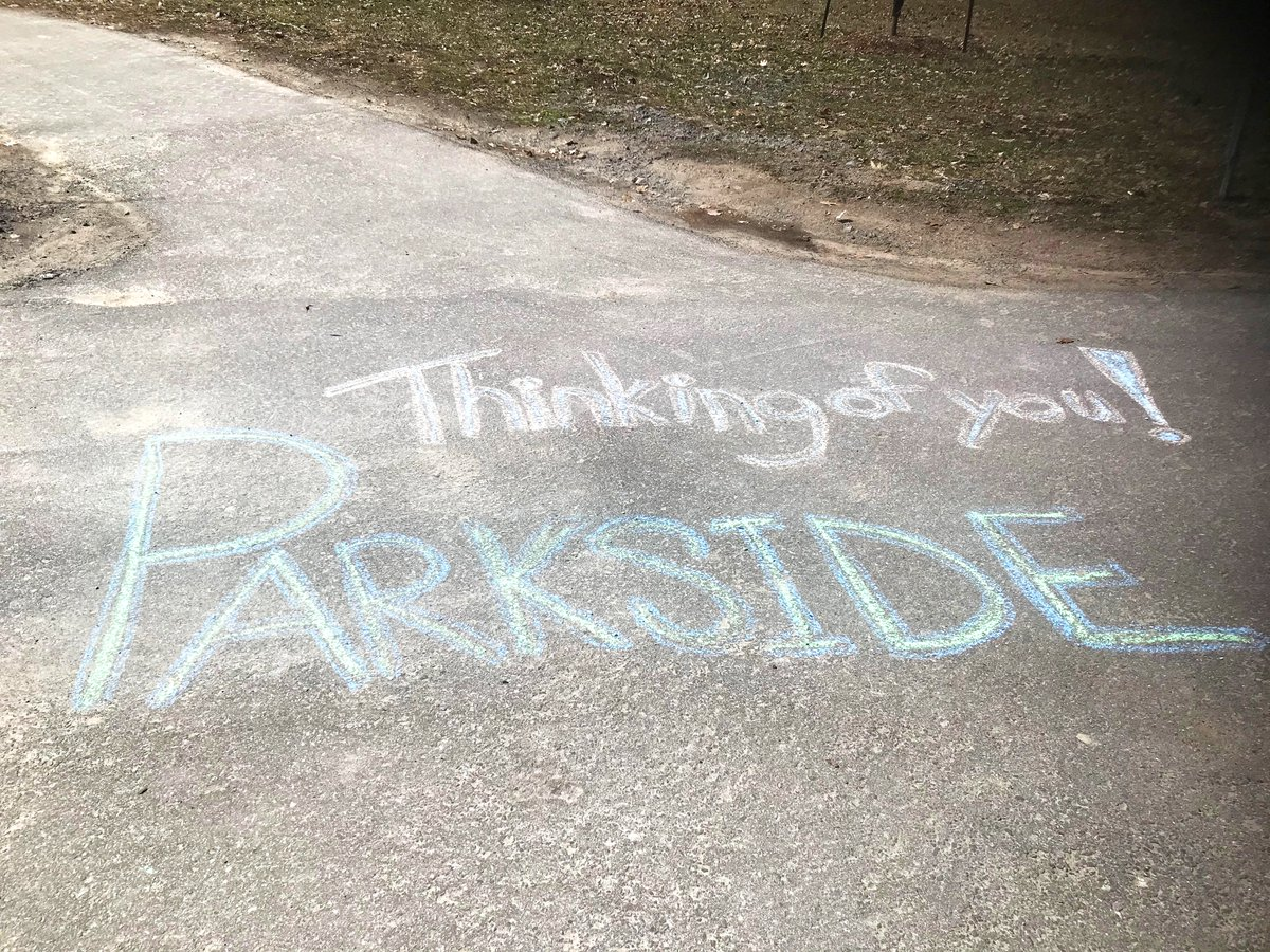 test Twitter Media - A surefire way to brighten your day! One of our staff members left chalk messages for our patients at Providence Care Hospital. Do you have messages you'd like to share with our patients or #healthcare workers? Tag us on social media or email them to info@providencecare.ca! #ygk https://t.co/2riMKppDKU