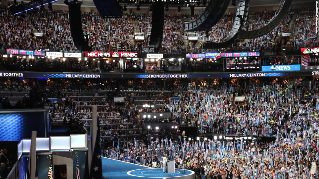 Democrats move their national convention to pick the partys 2020 presidential nominee to the week of August 17 in response to coronavirus  https://cnn.it/2UBKwG5