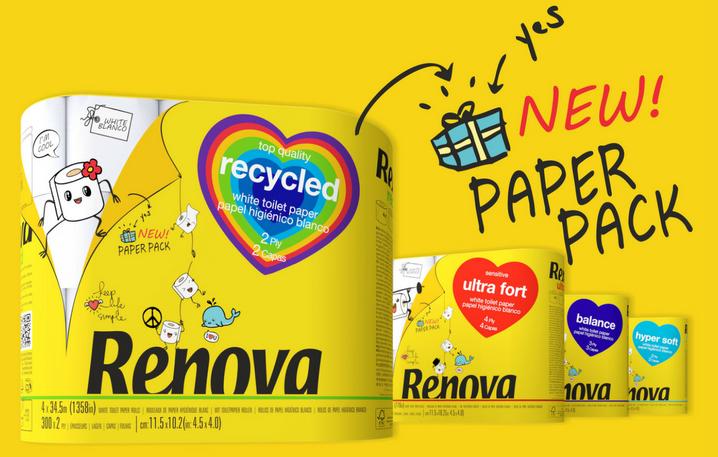 test Twitter Media - 🧻 ¿Papel higiénico envasado con papel?, ¿qué opción es la más ecológica? Aunque ahora a veces es difícil encontrarlo, siempre que puedas, opta por el #papelhigiénico reciclado y embalado con #papel ♻️ #PaperPack #ToiletPaper #Sustainability https://t.co/LZEAV2EvcV