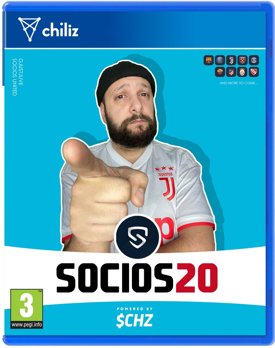 http://Socios.com 📱⚽️🏆 Available on App Store and Google Play Store !