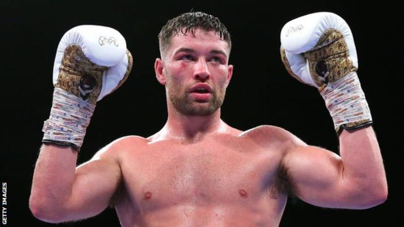 British boxer Scott Fitzgerald has been charged following his arrest on Monday. More: bbc.in/2X48ECY