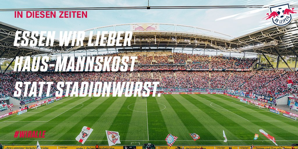RB Leipzig (from 🏠) @DieRotenBullen