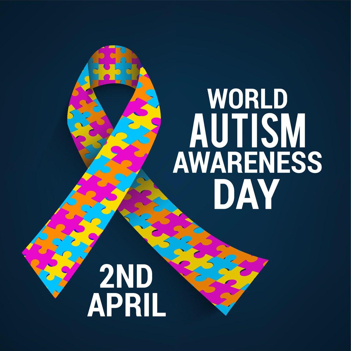 Happy World Autism Awareness Day everyone!  #celebratediversity #WorldAutismDay2020 <br>http://pic.twitter.com/l5pC3nMay3