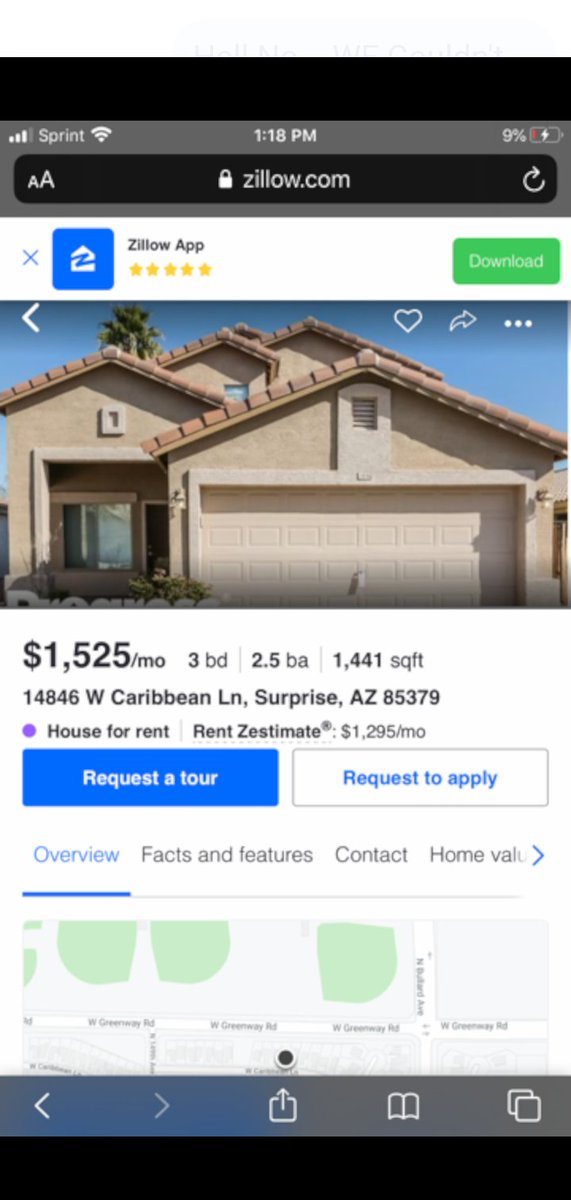 @AZHousing BEWARE OF FRAUDULENT HOUSE RENTAL ADS ON LETGO APP.!!!!! I went & saw 2 houses I was interested in & they were BOTH SCAMS-FRAUD!!!!! WARNING: DONT SENT ANY MONEY BEFORE MEETING WITH AGENT & doing a walk thru of home!!!!! pic.twitter.com/DTuvINsw3J