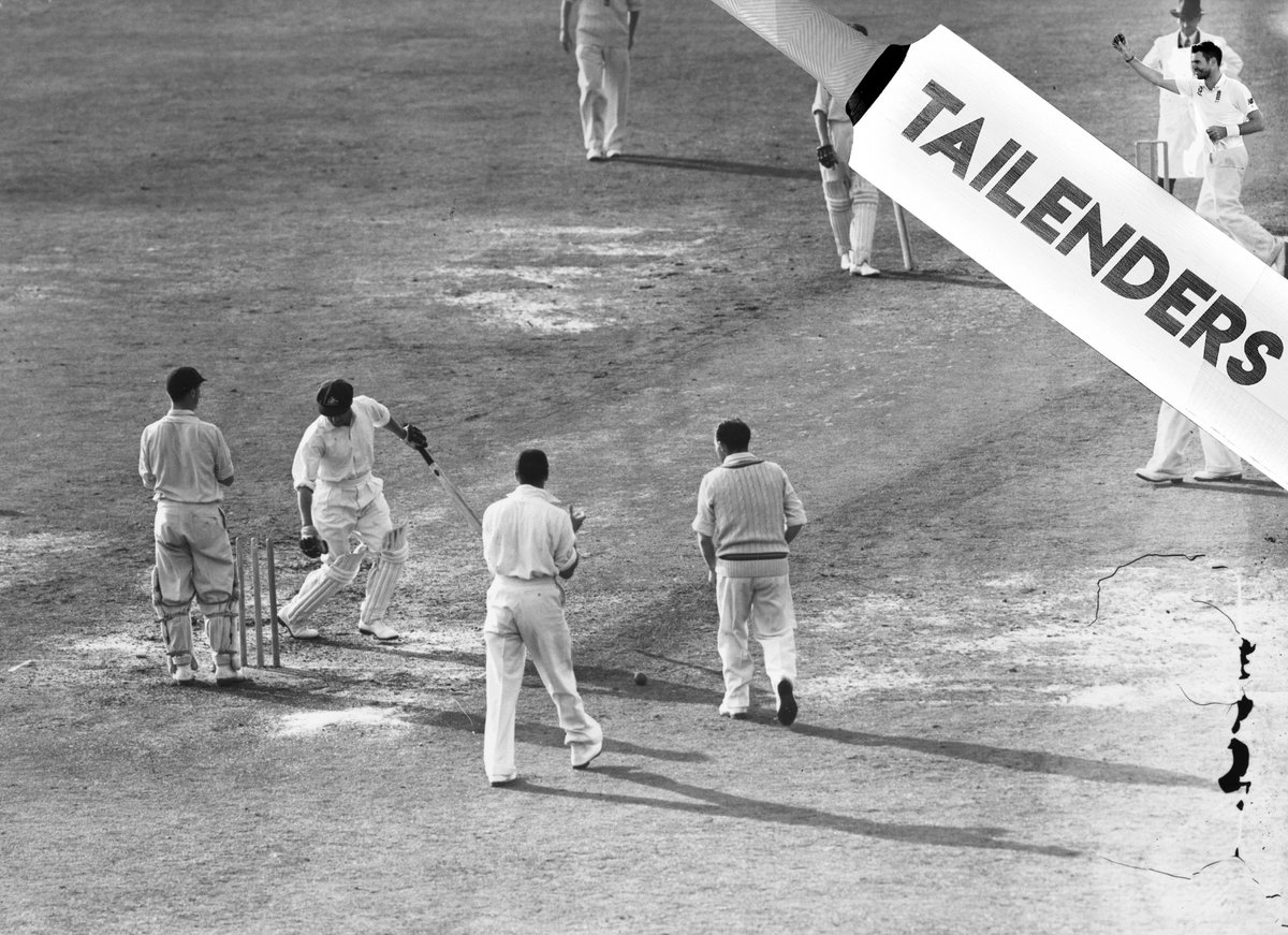 Who did @jimmy9 bowl out when he gave Mitchell Johnson the 🤫? @gregjames: Ricky Ponting first ball! @felixwhite: It was Don Bradman! Just an example of the laughs we have here 😂 New #Tailenders here ⬇️ 🌶️🌵 bbc.in/3dNeL4r #tailendersoftheworlduniteandtakeover