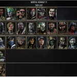Image for the Tweet beginning: My official tier list. Terminator