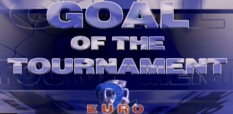 Archive footage 🗂 Watch the original goals of the tournament selection from BBC Sports coverage of Euro 96. 🎥 bbc.in/3aFxlJJ