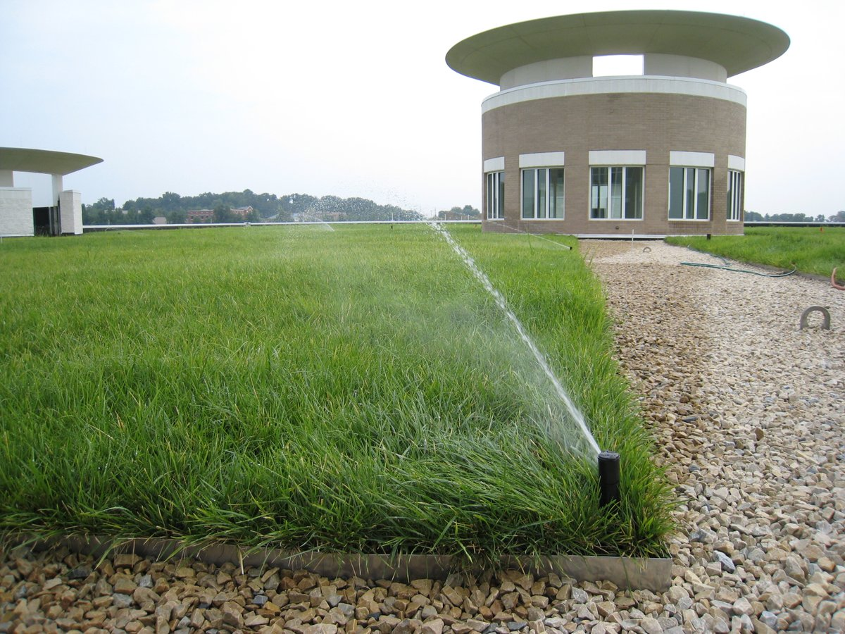American Hydrotech On Twitter Garden Roof Irrigation Tech Week Update Automatic Sprinkler Irrigation Systems Or Otherwise Known As A Pop Up Irrigation Systems Consist Of Sprinkler Heads That Pop Up When In Use