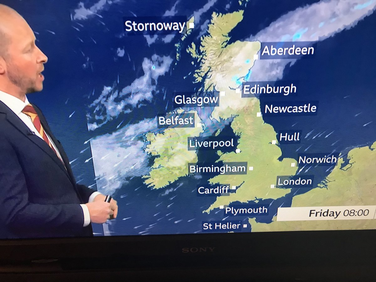 Anyone else noticed that Liverpool has replaced Manchester on the national BBC weather map ? Deep eh?  I think I need to get out more.   #lockdown