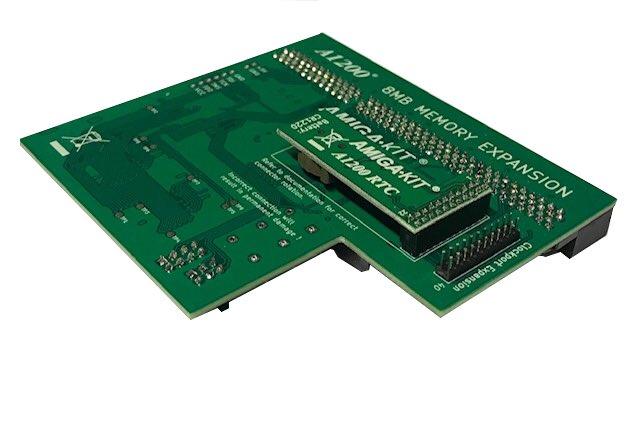 Amiga Lithium Coin Cell Clock Battery Adapter from Amiga Kit Amiga Store    1093