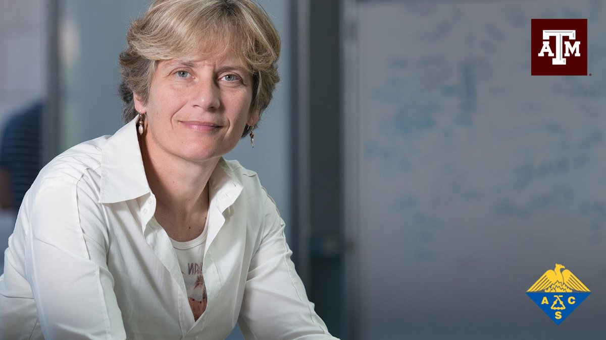 .@Stanford chemist, @theNASciences member & bioorthogonal chemistry founder @CarolynBertozzi has been selected to receive the 2020 F.A. Cotton Medal for Excellence in Chemical Research, presented by @TAMUChemistry & the @TAMU Section of @AmerChemSociety: http://tx.ag/BertozziCottonMedal…pic.twitter.com/YdjW3F9VGL