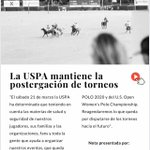 Image for the Tweet beginning: NEWS #polo #poloplayer #poloplayers #poloplayersfans