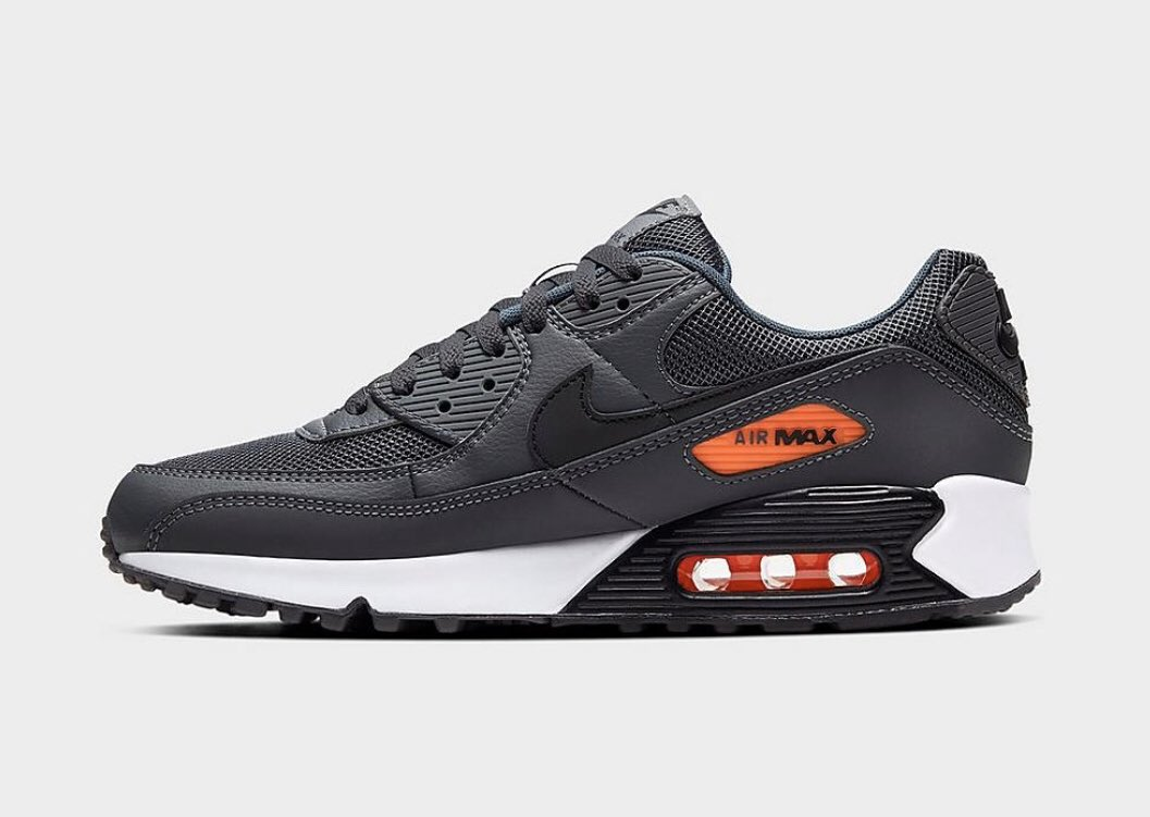 air max 90 black and orange jd sports