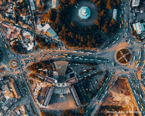 Glowing A D D I S;  Drone #Photography, #AddisAbaba   #Ethiopia   ° ° ° ° ° #Pictures #drone #architecture #africa #EverydayEthiopia #Sunsets  (Credits: @the_mentalyst)pic.twitter.com/d8u8Gu7bqd
