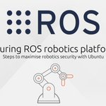 Image for the Tweet beginning: ROS is a popular open-source