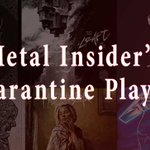 Image for the Tweet beginning: Headbangers Brawl: Metal Insider's Quarantine
