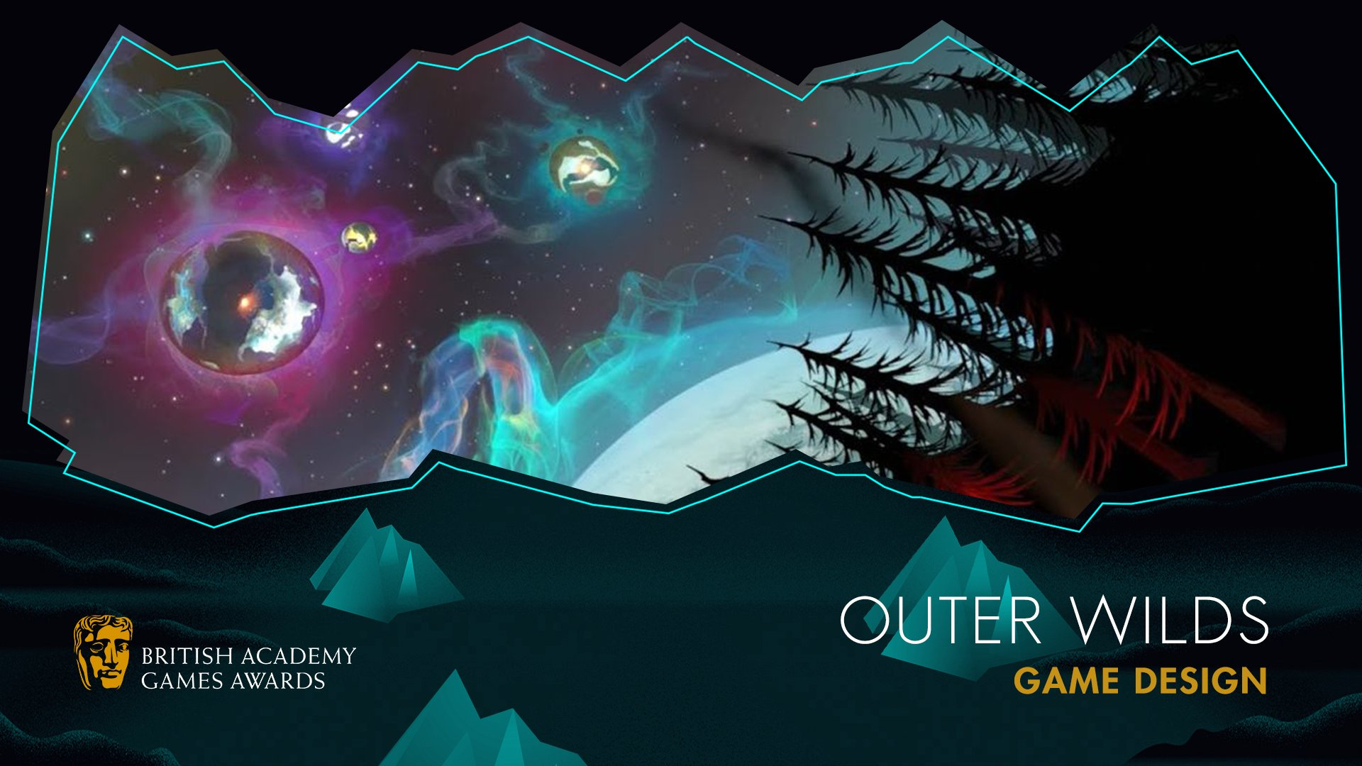 Winner Bafta Games Awards 2020 Game Design