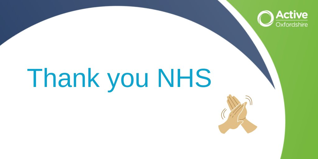 THANK YOU NHS. We can't thank each and every one of you enough for what you're doing. What an unbelievable job from all of you👏🏼#ThankYouNHS