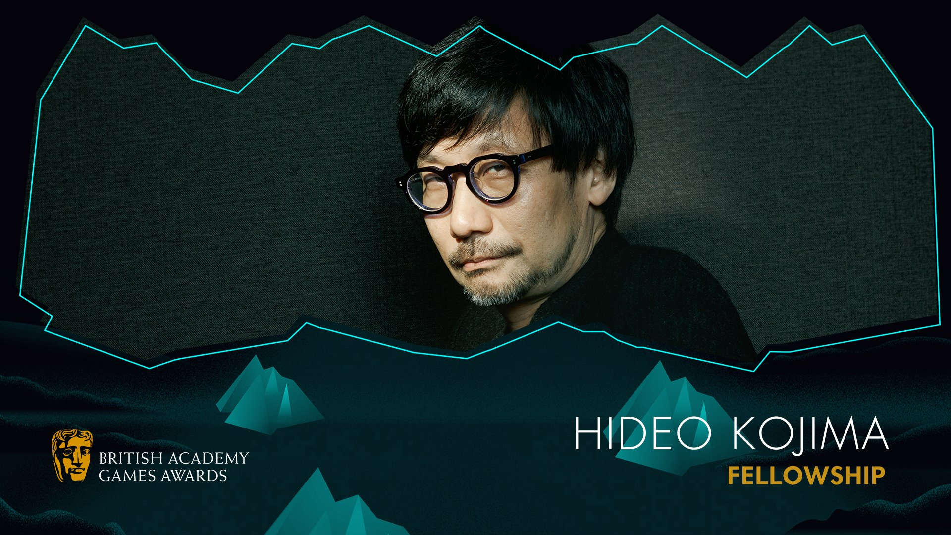 Hideo Kojima Bafta Games Awards 2020