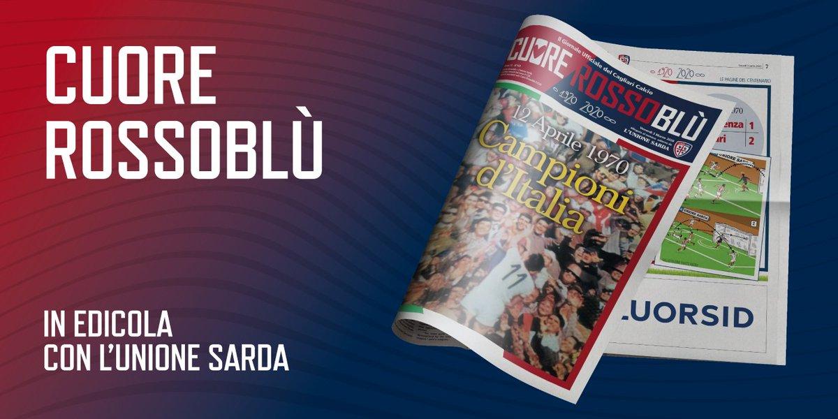 #IORESTOACASA @CagliariCalcio