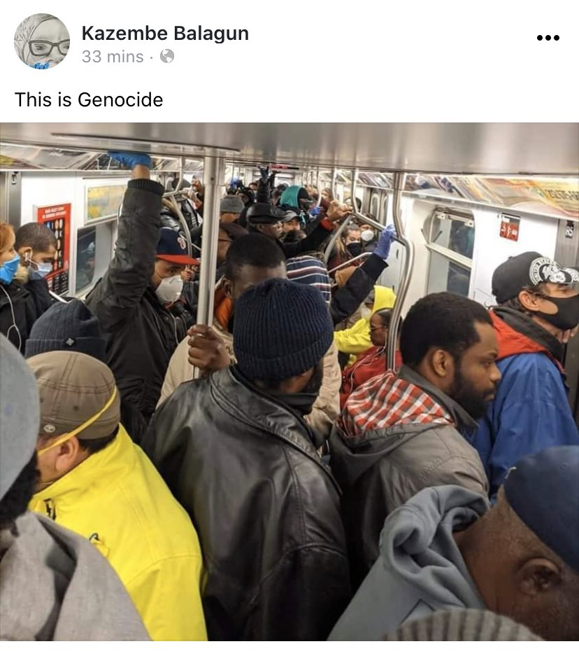 This is Genocide.