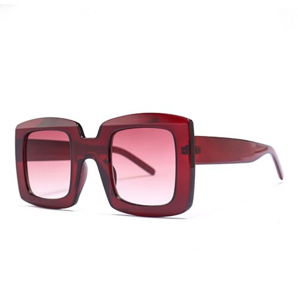 #freespirit #jewellery On Trend Square Oversized Sunglasses