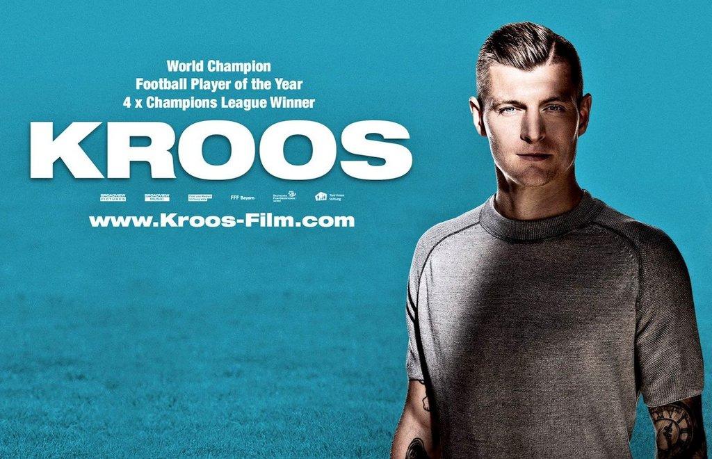 Toni Kroos @ToniKroos