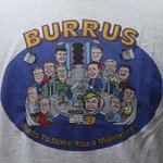 Image for the Tweet beginning: #BurrusSeed used to have t-shirts