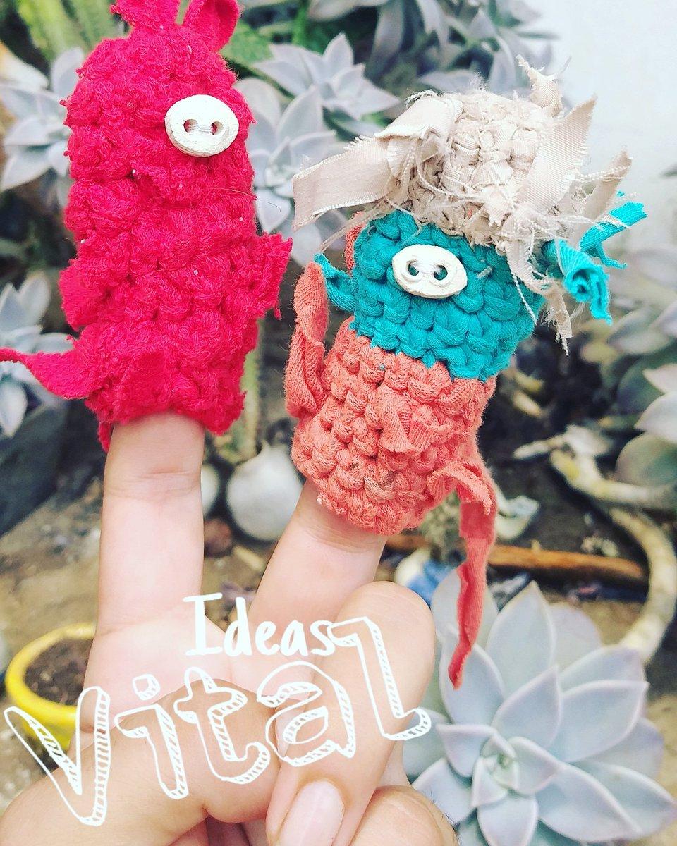 Títeres de dedo  #Yomequedoencasa #juguetesdetela #hechoamano #hechoenVenezuela #creatividadinfantil #juguetesdebolsillo #juguetesconproposito #upcycled #reutilizavioncreativapic.twitter.com/8Jt5vmuzSf